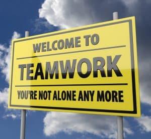 realtor corner teamwork logo Realtors