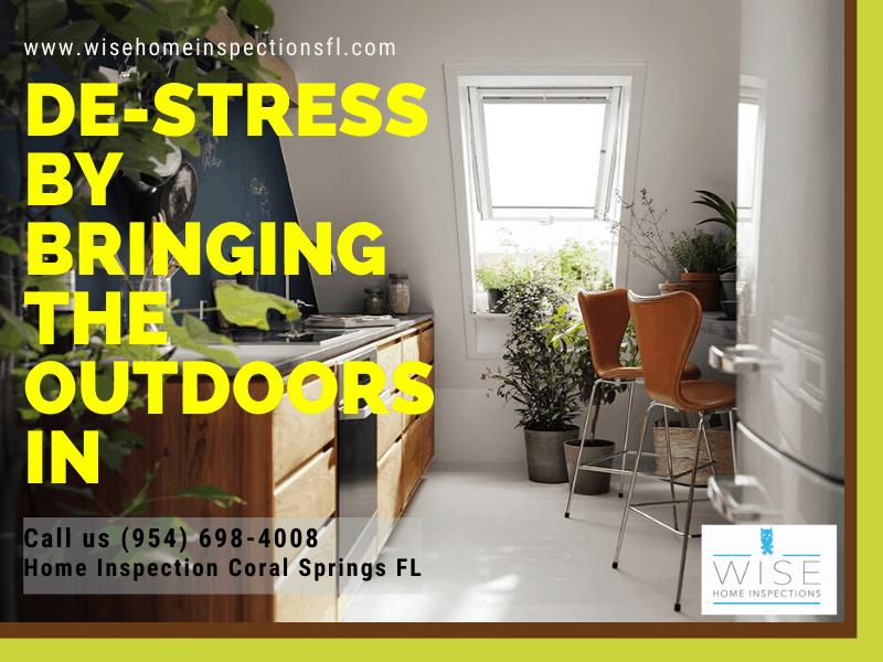 de-stress Wise Home