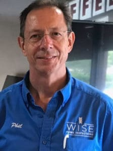 Home Inspector Phil Wise