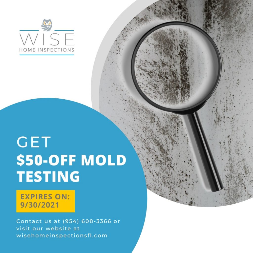 GET $50-OFF MOLD TESTING